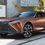 Lexus Plans to Rival Lamborghini URUS with New LF1 Limitless Platform based SUV – 2018 News