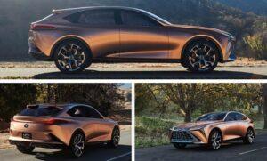 Limitless LF1 the future of Lexus