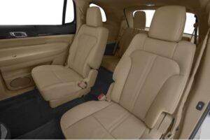 Lincoln MKT 2018 Back Seats
