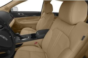 Lincoln MKT 2018 Front Seats