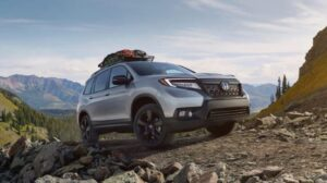New Honda Passport off Road SUV launched in LA auto show 2018