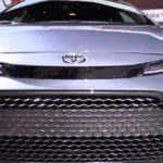 Toyota Corolla 2020 has bigger grille and Sleeker Headlights