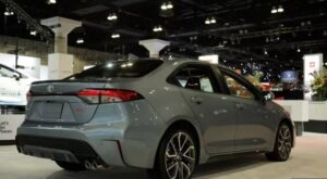 Toyota introduced the 12th generation of Corolla at LA auto show 2018