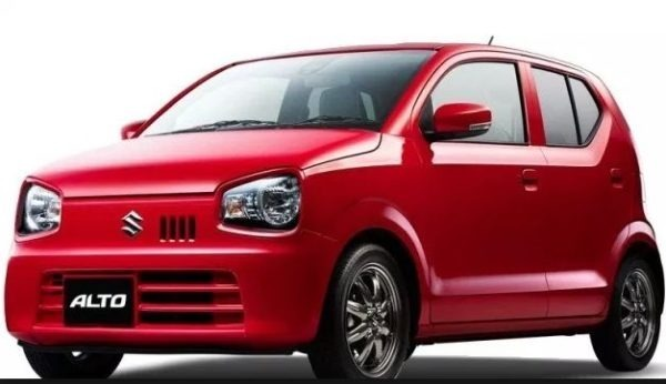 Upcoming Suzuki Alto 660c in Pakistan