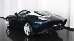 599 GTZ Nibbio Zagato Another Luxury Super car by ferrari