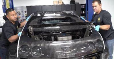 Buggati Veyron oil change cost's around 21,000$
