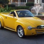 Chevrolet SSR choice of truck enthusiasts