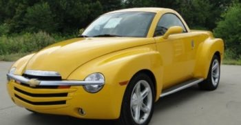 Chevrolet SSR ugly or advance truck of its time.