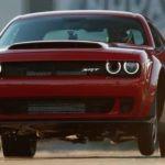 Dodge Demon the Drag Race Machine