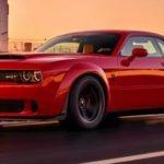 Dodge Demon the biggest revealed secret of Dodge company
