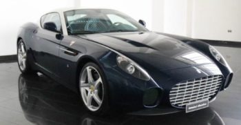GTZ Nibbio Zagato worths 1.49 million dollars