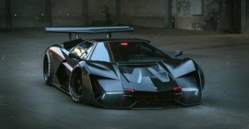 Lamborghini Countach, the new Successor of the company