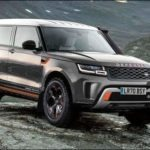 NEW LAND ROVER DEFENDER is expected TO BE RELEASED IN 2020.