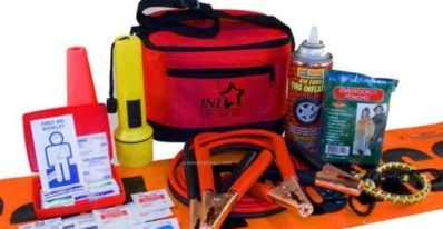 Life Saving Items in vehicle-Top Ten Must Haves in Every Vehicle