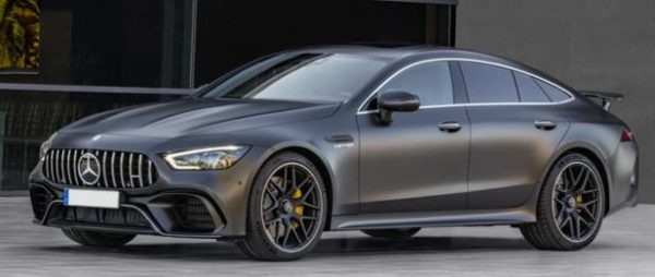 Mercedes AMG GT four Door is expensive