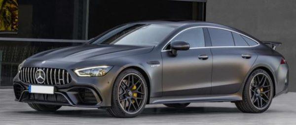 Mercedes AMG GT four Door is expensive