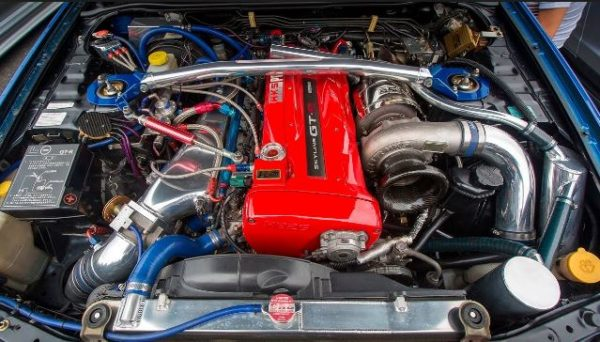 Nissan RB26DETT is the greatest engine of 1990's