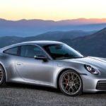 Porsche Panamera 911 carerra 2020