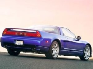 The first generation of Honda NSX came from 1990-2005