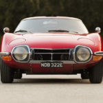 First Japanese Super Car- Toyota 2000GT Gorgeous Looking car of the time