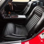 Toyota GT 2000 have luxurious interior designed by Yamaha.