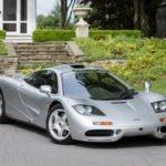 World's fastest Naturally Aspirated Sports Car Mclaren F1