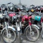 Gujranwala: 2 dozen bikes recovered, bike lifter gang arrested - Pakistan News