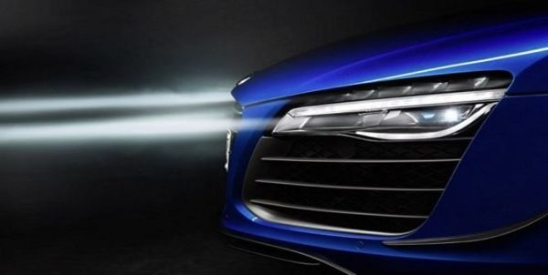 Laser Headlights in cars