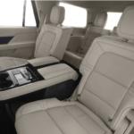 Lincoln Navigator 2018 back seats