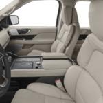 Lincoln Navigator 2018 front seats