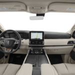Lincoln Navigator 2018 steering and transmission