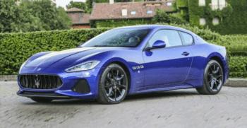 Maserati GranTurismo 2018 Feature Image