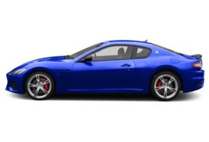 Maserati GranTurismo 2018 Side Image