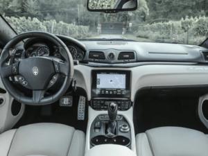 Maserati GranTurismo 2018 Steering And Transmission