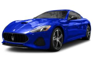 Maserati GranTurismo 2018 Title Image