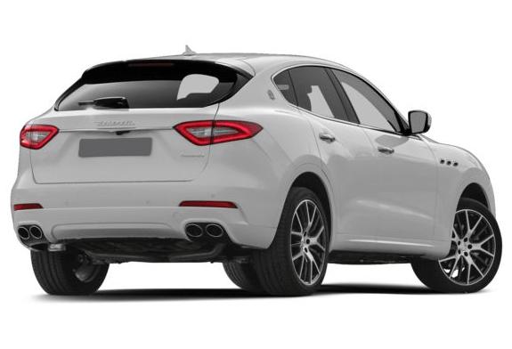 Maserati Levante 2018 Back Image