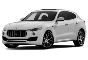 Maserati Levante 2018 Title Image
