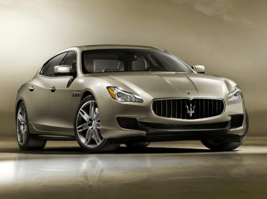 Maserati Quattroporte 2018 Feature Image