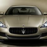 Maserati Quattroporte 2018 Front Image