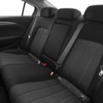 Mazda 6 2018 Back Seats