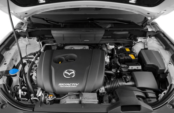Mazda CX-5 2018 Engine Image