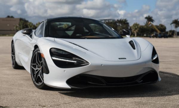 McLaren 720S 2018 Front Image