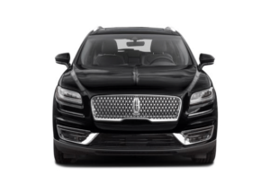 lincoln nautilus 2019 front image
