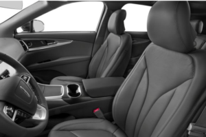 lincoln nautilus 2019 front seats