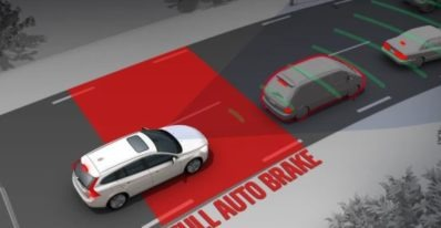 40 Countries agree for automatic Braking