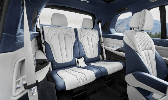 6 Seated X7 with most Luxurious and Comfortable interior