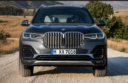 BMW X7 the Big Bold Full Size SUV