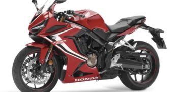Honda CBR650R Sports Bike