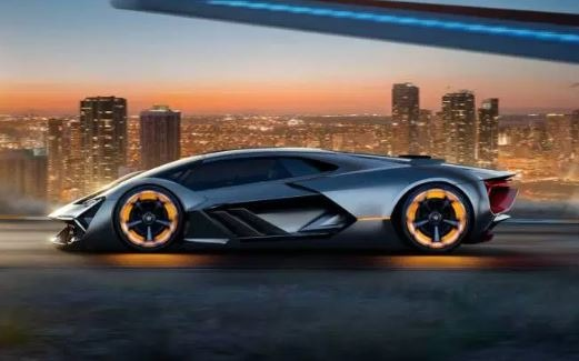 Lamborghini Terzo Millennio is a futuristic EV supercar without a battery