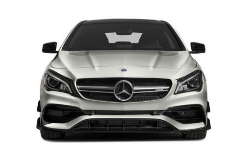 Mercedes AMG CLA45 2018 Front Image